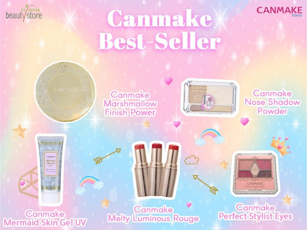 canmake-best-seller
